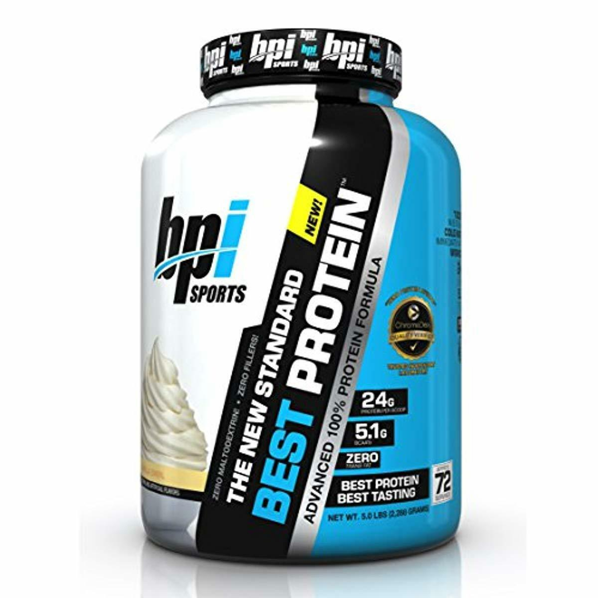 Natural Sports Best Protein Advanced Formula Build Muscles R