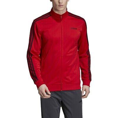 adidas Essentials 3-Stripes Tricot Track Jacket - Men's Casual