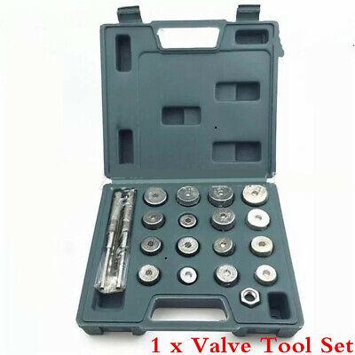 20Pcs Valve Seat Reamer Motorcycle Repair Displacement Cutter Valve Tool Set