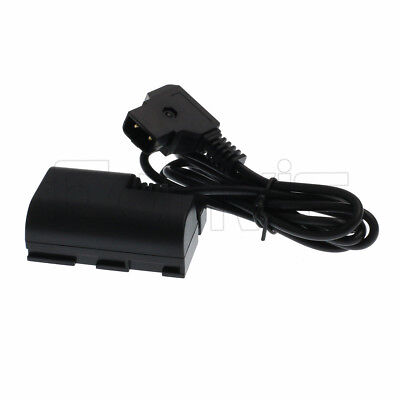 D-Tap SmallHD 502 Monitor Power Cable, Canon DSLR LP-E6 Dummy Battery Adapter