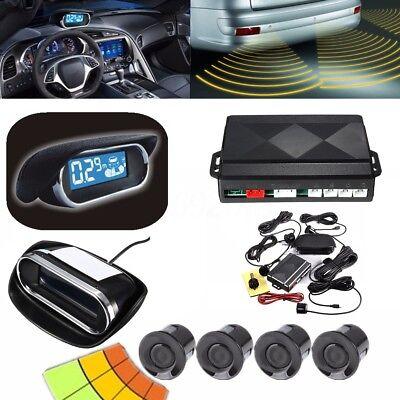 Wireless Auto Car Led Display Parking Reverse Buzzer Alar...