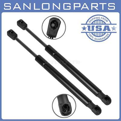 2 Trunk Lift Support Gas Strut Shock Springs Prop For Audi A4 2006-2008