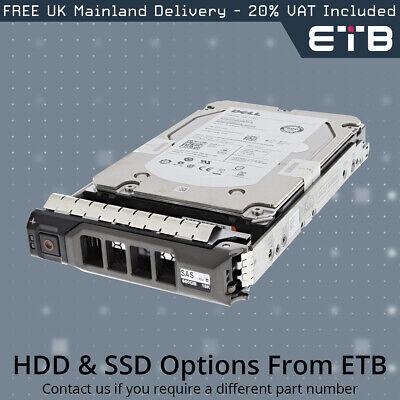 "Dell 51VF5 Seagate Enterprise Plus 600GB HDD Hard Drive 15K SAS 3.5/"" 6Gbps SED"