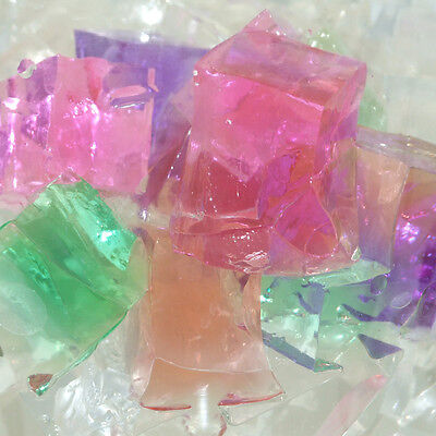 Deco Cubes Water Storing Gel Makes 4 Gallons Artificial Ice Wedding Centerpiece
