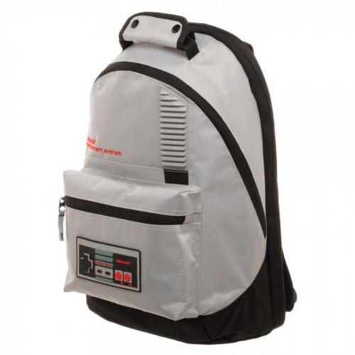 Nintendo NES Console Controller Retro Gaming Backpack