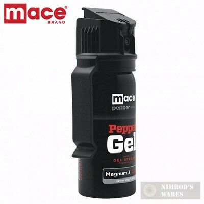 MACE Pepper Spray GEL STREAM 18ft Magnum 3 80269 FAST SHIP