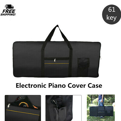 Piano Keyboard Gig Bag 61 Key Digital Electronic Keyboard Ca