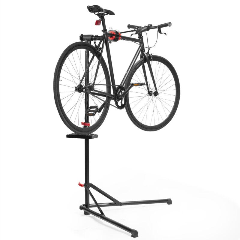 Adjustable Bike Bicycle Maintenance Mechanic Repair Tool Rack Work Stand Holder
