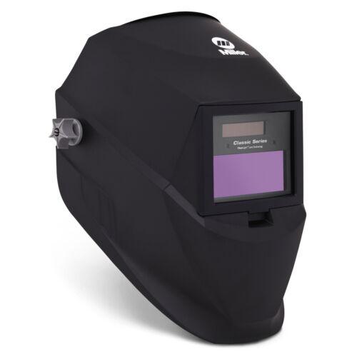 Miller Black Classic Auto Darkening Welding Helmet w/Clearlight Lens (287803)