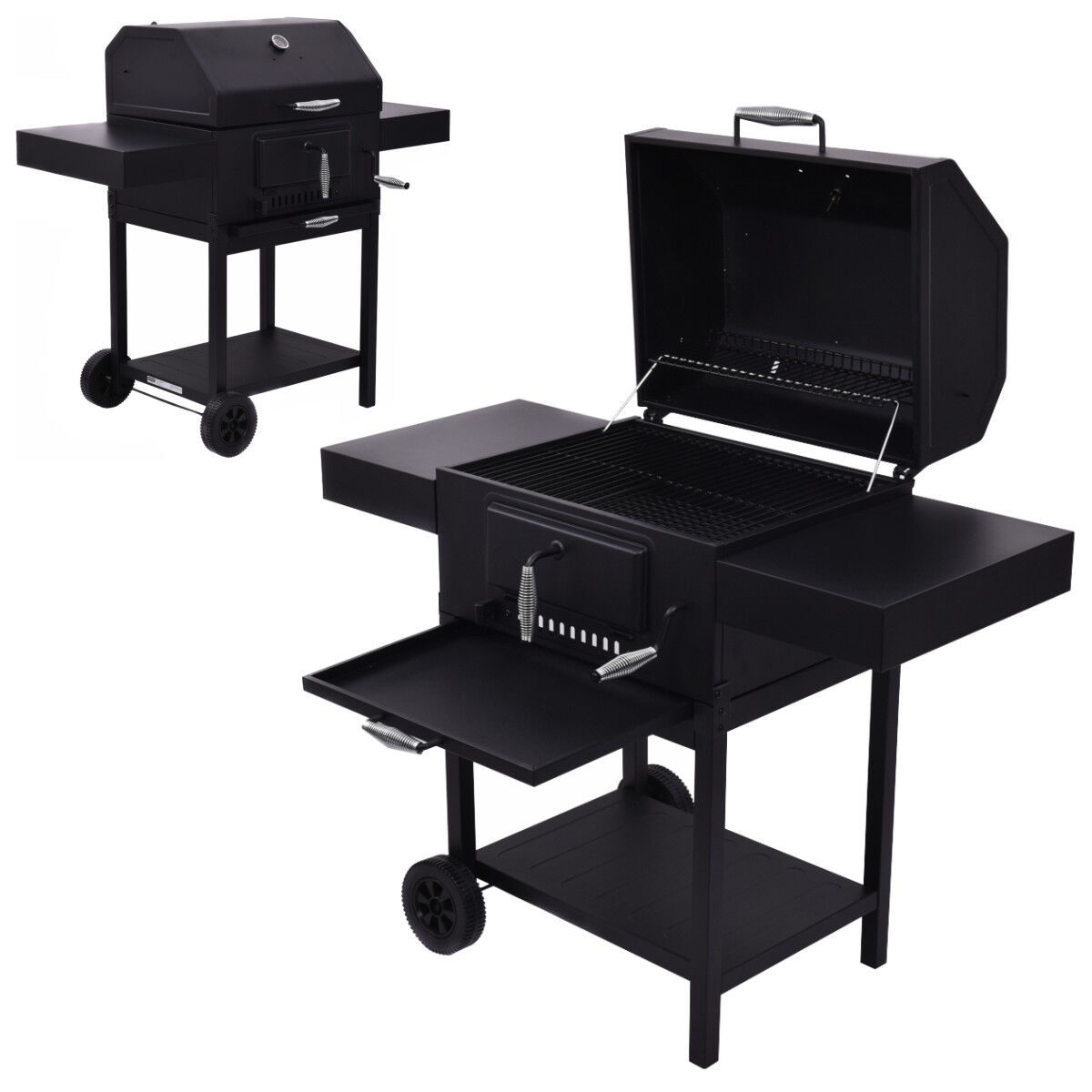 patio bbq smokers barbecue grill smokers bbq smoker wood burning