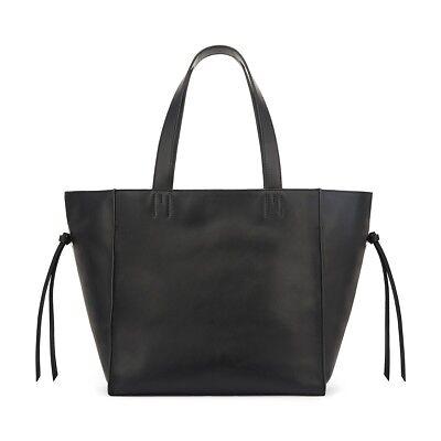 NEW J&M DAVIDSON small Belle black leather shoulder handbag £650 MADE IN ITALY