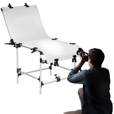 Non-Reflective PVC Still Life Shooting Table Still Life Photography 51