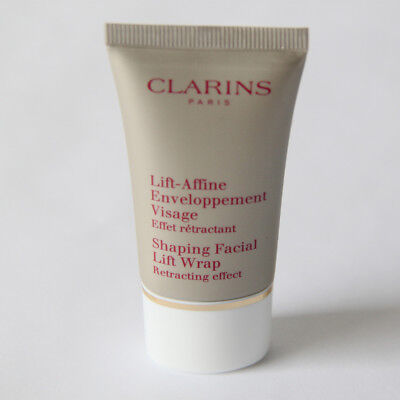 CLARINS Shaping Facial Lift Wrap Retracting Effect 15 mL / 0.53 Oz. Sealed New for sale  USA