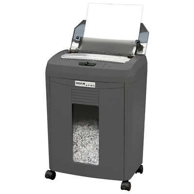 Microcut Shredder Paper Credit Cards Auto Shred 60 Sheet Autofeed 3.6 Gallon Bin