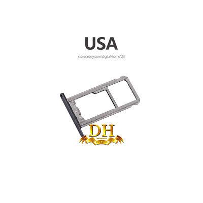 USA For ZTE Z956 Grand X 4 New SIM SD Card Slot Memory Tray Holder Good (Zte Grand X 4 Sd Card Slot)