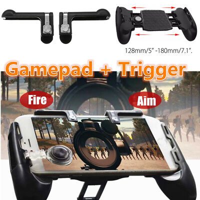 Game Gamepad Trigger Controller Joystick Shooter For PUBG Cell Phone Android IOS
