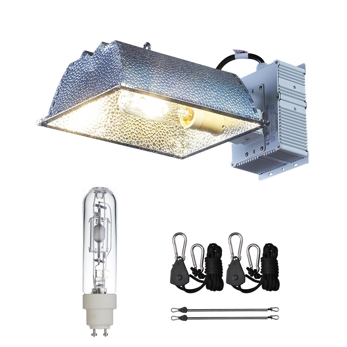 TopoLite CMH 315W Grow Light Kit Enclosed Reflector Fixture