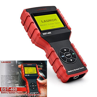 Original Launch BST-460 Auto Car Battery Tester/Analyzer Diagnostic Test Tool