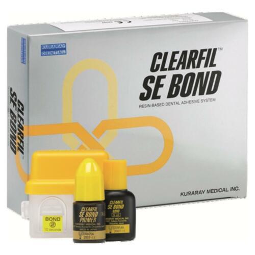 Clearfil SE Bond Resin-Based Adhesive Kit - 1970 by KURARAY FRESH !!!
