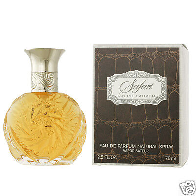Ralph Lauren Safari Woman Eau De Parfum EDP 75 ml (woman)