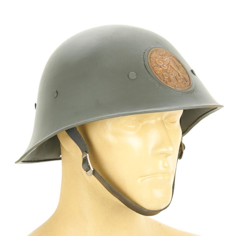 Dutch WWII Model 1934 Steel Helmet