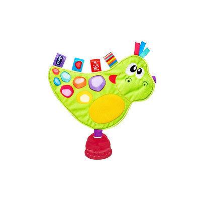 Giochi CHICCO Colorful Arthur Funny Dino in Tessuto con Massaggiagengive