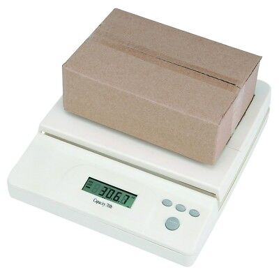 Digital Postal Scale Measures Shipping Weight Tare Up To 32 Kg70 Lb