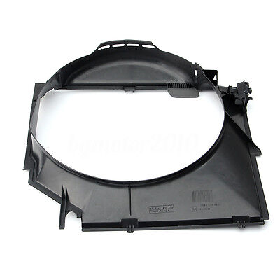17111436259 Radiator Cooling Fan Shroud Cover For BMW E46 330CI 325i  3 Serie US