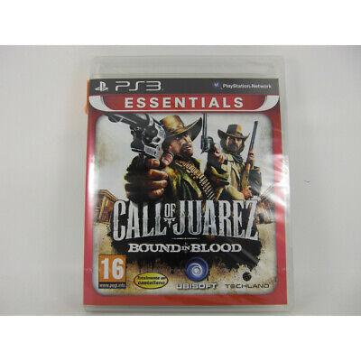 Call of Juarez: Bound in Blood - Essentials - Playstation 3 -...
