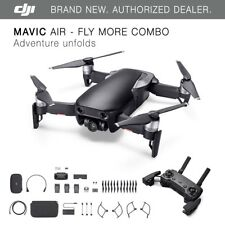 DJI Mavic Air - Onyx Black Drone - Fly More COMBO - 4K Camera