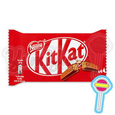 KIT KAT 4Finger Nestle - 24 Chocolate Bars | OUT OF DATE Bargain | 02/2020