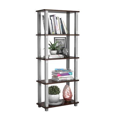 Giantex 5-Tier  Storage Rack Display Shelves Bookshelf for H