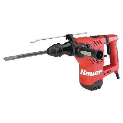 Bauer 1-18 In. Sds Variable Speed Pro Rotary Hammer Kit
