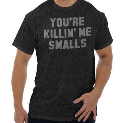Killin Me Smalls Nineties Baseball Movie 90s Short Sleeve T-Shirt Tees (90s Baseball Movie)