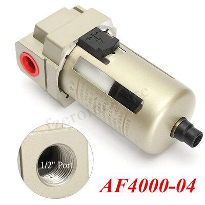 Af4000-04 12 Air Inline Drain Filter Compressor Water Moisture Trap