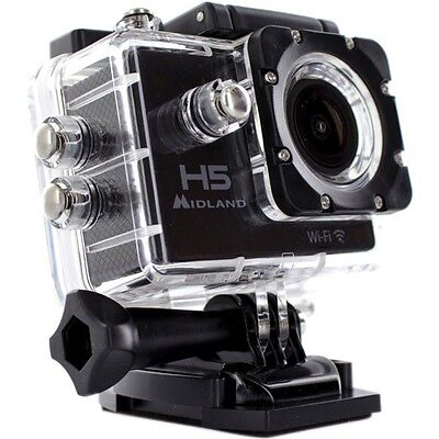 Action Cam Camera Camcorder Midland H5 Full Hd & Wifi Integrated Wp