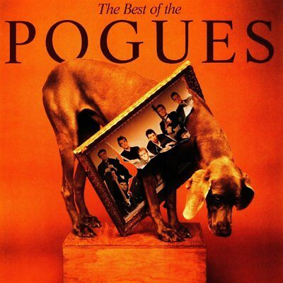 THE POGUES THE BEST OF VINYL LP (Greatest Hits) (Released June 22nd 2018)