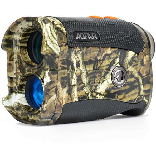 AOFAR HX-1200T Hunting Rangefinder Laser Angle Horizontal distance Waterproof