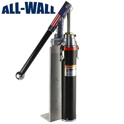 Drywall Master Mud Compound Loading Pump Pro Contractor Grade Made In Usa