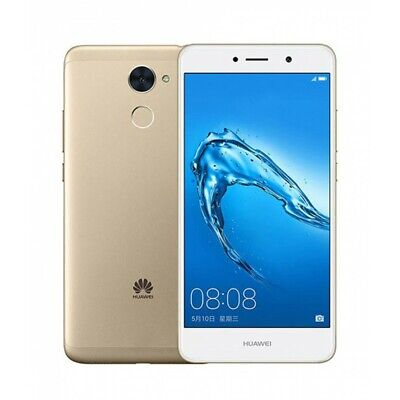HUAWEI Y7 Prime, White & Gold, Dual SIM, Brand new factory sealed unlocked phone