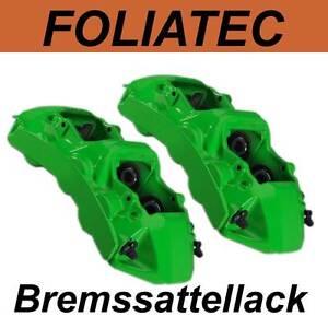 FOLIATEC BREMSSATTELLACK POWER GRÜN Bremssattel Lack Farbe 2166 VW V1
