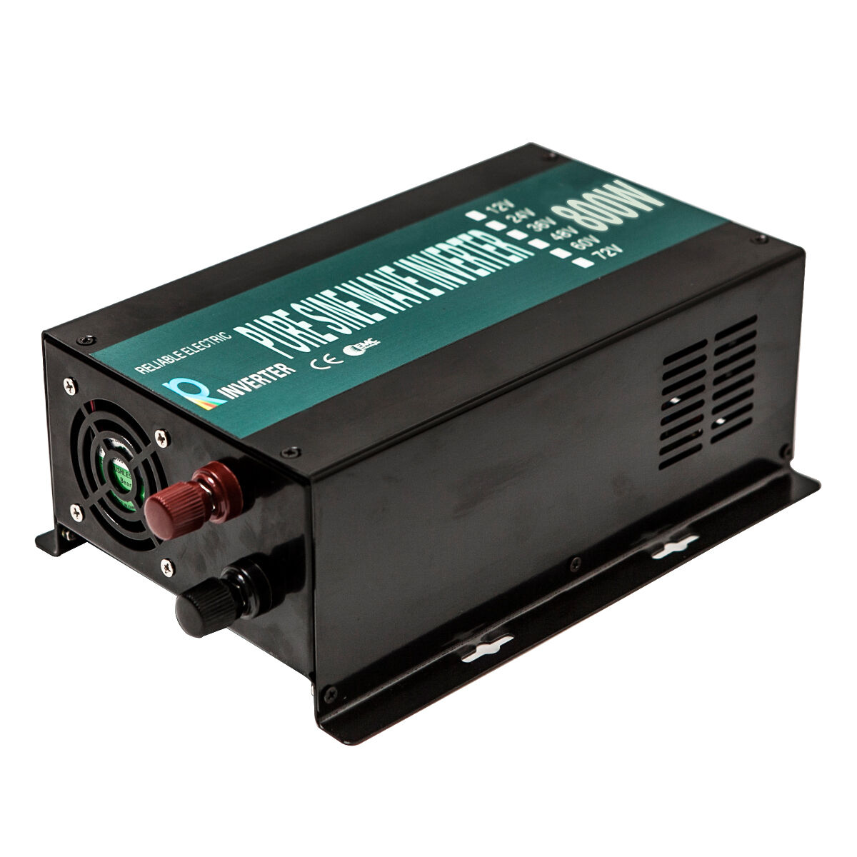 Car Power Inverter 1500 W 60 V à 120 V sinusoïdale pure onduleur Detective comics à AC Convertisseur