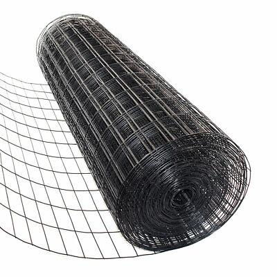 6 X 50 Welded Wire - 14 Ga. Galvanized Steel - 2 X 4 Mesh