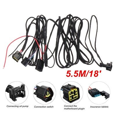 Wiring Loom Power Supply Cable Adapter Wire For HCalory Split diesel Air Heater