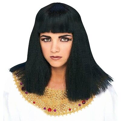 Cleopatra Wig Egyptian Queen Costume Accessory Adult Halloween - Cleopatra Adult Halloween Costume