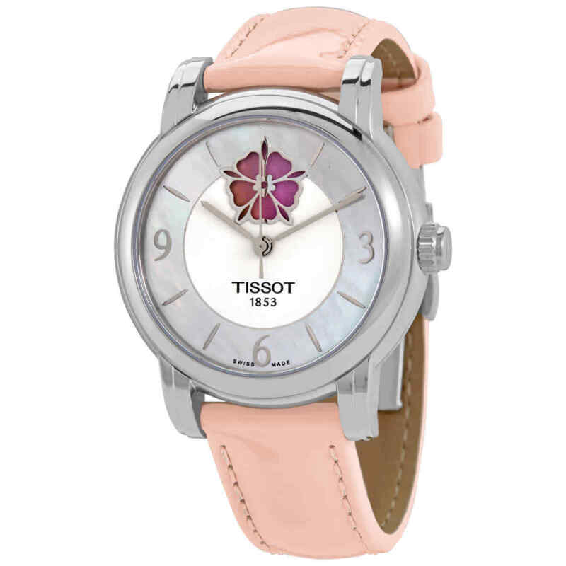 Tissot-Lady-Heart-Flower-Automatic-MOP-Dial-Ladies-Watch-T050.207.16.117.00
