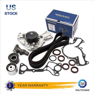 Timing Belt Kit Water Pump for 91-99 Mitsusbishi 3000GT Dodge Stealth 3.0L