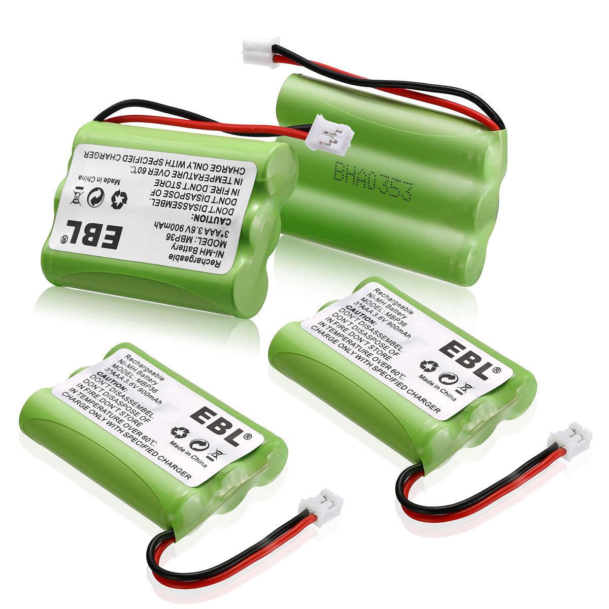3.6V 900mAh Baby Monitor Battery for Motorola MBP33 MBP33S M