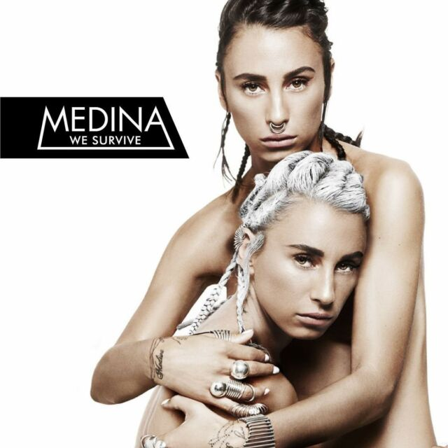 MEDINA - WE SURVIVE  CD NEU
