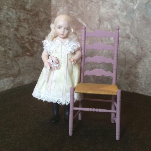 "Miniature Doll mold ""Pearl"" by Doreen Sinnett"